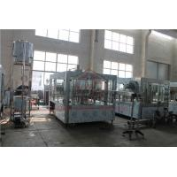 China Pulp Orange Hot Juice Filling Machine Capping Sleeve Labeling CE/ BV / ISO wholesale