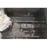 280KWH / Ton Industrial Waste Plastic To Diesel Machine Highly Automated
