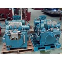 China Marine Steering Gear System 8-500kn. M Cylinder Type Marine Hydraulic Steering Gear wholesale