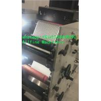 China RY320-2 COLOUR FLEXO PRINTING MACHINE FOR PAPER DRINKING STRAW ROLLS wholesale