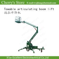 China Towable articulating boom lift/ up lift wholesale