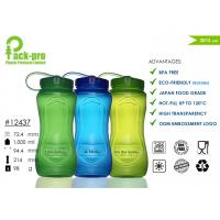 China PP Sport Bottle with Screw Cap wholesale