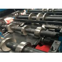 China Automatic Shelf Panel Roll Forming Equipment 60mm Roller Axis 0.8-1.2mm Thickness wholesale