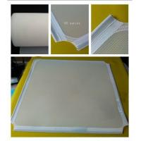 China 12GG White Flour Bolting Cloth , 250 Micron Nylon Mesh 0.1m - 3.7m Width wholesale