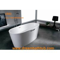China Stone resin bathtub wholesale
