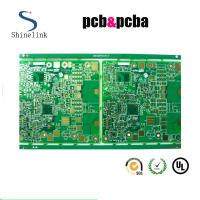 China Single sided pcb prototype universal pcb circuit board  5*7cm size HASL wholesale