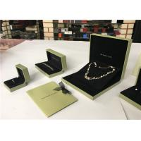 Quality Velvet Cover Wedding Elegant Gift Box With Locked , Decorative Gift Boxes Personalised for sale