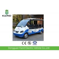 Buy cheap Long Range Multi Passenger Electric Tourist Car 72V AC System 1 Year Warranty from wholesalers