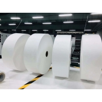 Buy cheap Medical Grade White Nonwoven 175mm Meltblown Cloth from wholesalers
