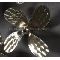 Quality Marine Fixed Pitch Bronze Propeller for Cargo Passenger Ship for sale