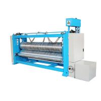 China Two Roller 3.5m Fabric Calender Machine , Textile Rolling Machine For Nonwoven wholesale