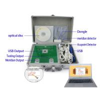 China Detecting Acupoints Health Analyzer Machin Meridian Dredging Therapeutic Device wholesale