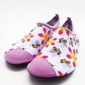 China Soft Lady Flexible Non Slip Swimming Shoes Aqua Swim Socks Retains Shape wholesale