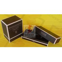 China Paper Luxury Candle Packaging Boxes / Candle Storage Box Recyclable wholesale