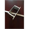 China T3 / T8 Black Anodized Aluminum Extrusions , CNC Aluminium Extruded Profiles wholesale