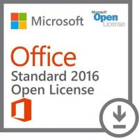 Microsoft Office Standard 2016 License Digital Download Available