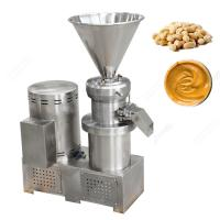 China Small Automatic Commercial Almond Paste Dispenser Grinding Making Machine Peanut Butter Maker Machine Price In Kenya wholesale