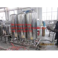 China High efficiency high pressure washer pump automatic CIP cleaning system machine on sale