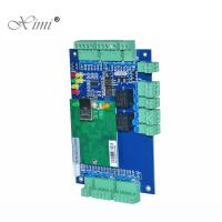 China Two Doors Access Control Board TCP / IP RFID Card Access Control System wholesale