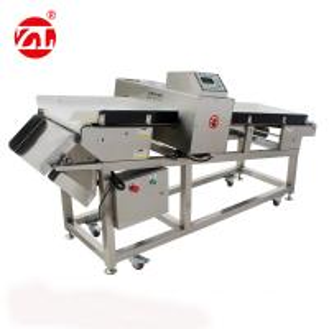 China Seafood Fruit Noodle Conveyor Belt Metal Detector Machine For Food Processing Industry on sale