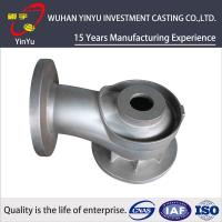 China ASTM A351 CF8 CF8M CF3M Stainless Steel Investment Casting Parts For Aerospace wholesale