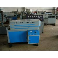 China Single Wall Plastic Extrusion Lines , PVC Corrugated Pipe Extrusion Line wholesale