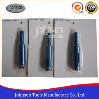 China Masonry Drill Bit / OD16mm Diamond Core Drill Bits With 3 / 8 Shaft wholesale