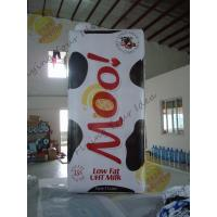 China Weather Resistant Inflatable Product Replicas Milk Packaging OEM Service wholesale