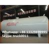 China hot sale ASME standard 20 metric tons surface lpg gas storage tank,  factory sale best price lpg gas storage tank wholesale