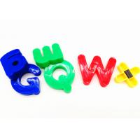 Buy cheap OEM / ODM Magnetic Alphabets And Numbers , Magnetic ABC'S And Numbers from wholesalers