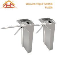 China Airport Access Control Equipment Waist High Turnstile Gate Security And Convenience wholesale