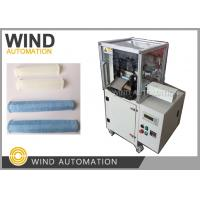 China 150mm Slot Insulation Machine / Insulation Cell Folding And Creasing Machine on sale