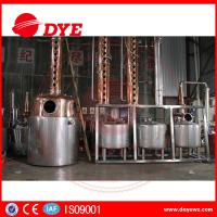 China Customized 1000L Vodka Distillery Equipment Multi - Functional wholesale
