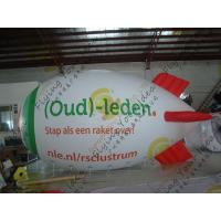 China Fireproof Helium Advertising Inflatables Attractive For Public Promotions wholesale