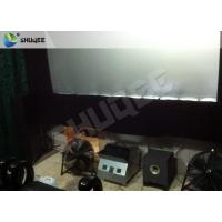 China XD Cinema System, Mini Mobile 5D Movie Theater For Indoor Amusement Center wholesale