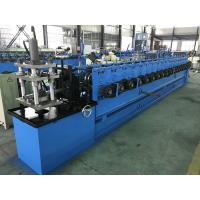 China Wall panel structure Solar Roll Forming Machine 18.5KW 1.5 - 2.5mm wholesale