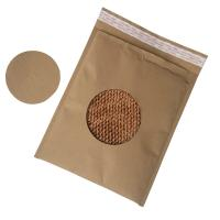 China All Paper Biodegradable Custom Printed Envelopes Easy Recycle Mailing Bag Durable wholesale