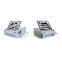 China 5-25mm Adjustable Length Antiaging 3d Hifu Machine For Face Lifting wholesale