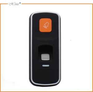 China X660 Standalone Door Access Control System , Biometric Fingerprint Attendance Machine wholesale