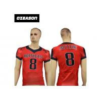 China Sublimation Custom Made Youth American Football Team uniforms, American Football Jersey wholesale