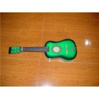 Toy acoustic guitar