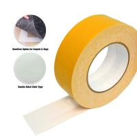 China Waterproof Double Sided Carpet Tape for Household and Industrial Use wholesale