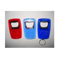 China best selling Transparent colored bottle openers wholesale