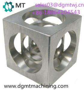 China Customized CNC Milling and CNC Lathe Machining Stainless Steel, Aluminum, SWPA and Nylon Parts wholesale