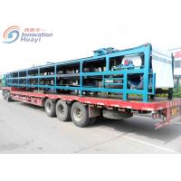 China High Efficient Gypsum Dewatering System , Rubber Belt Vacuum Cleaner Filter wholesale