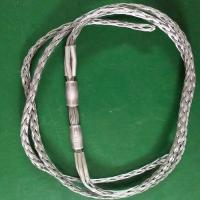 China Temporary Single Head Conductor Transmission Line Tool / Cable Sleeve Mesh Sock Joint wholesale