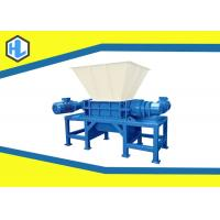 China Double Shaft Solid Waste Shredder Equipment For Household / Industrial / Commercial on sale