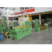 China 17MD Cone Type Wire Drawing Equipment , Shaft Type Wet Cable Drawing Machine wholesale