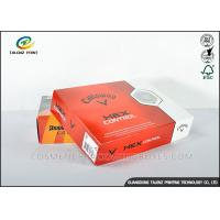 Quality Custom Cardboard Gift Boxes Full Color Printed Non Leakage For Medicine Products for sale