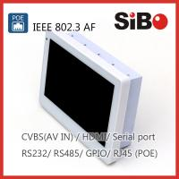 China On Wall Android Touch Screen With PoE Wall External Mounting For Smart Home System wholesale